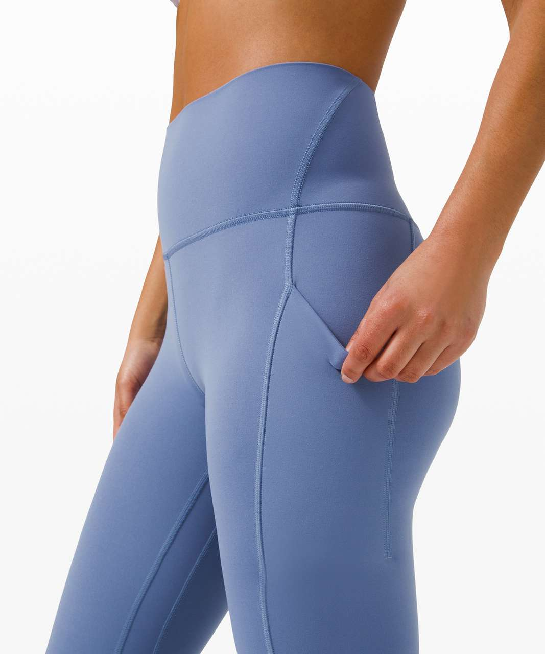 "Lululemon Align High Rise Pant with Pockets 25"" - Water Drop"