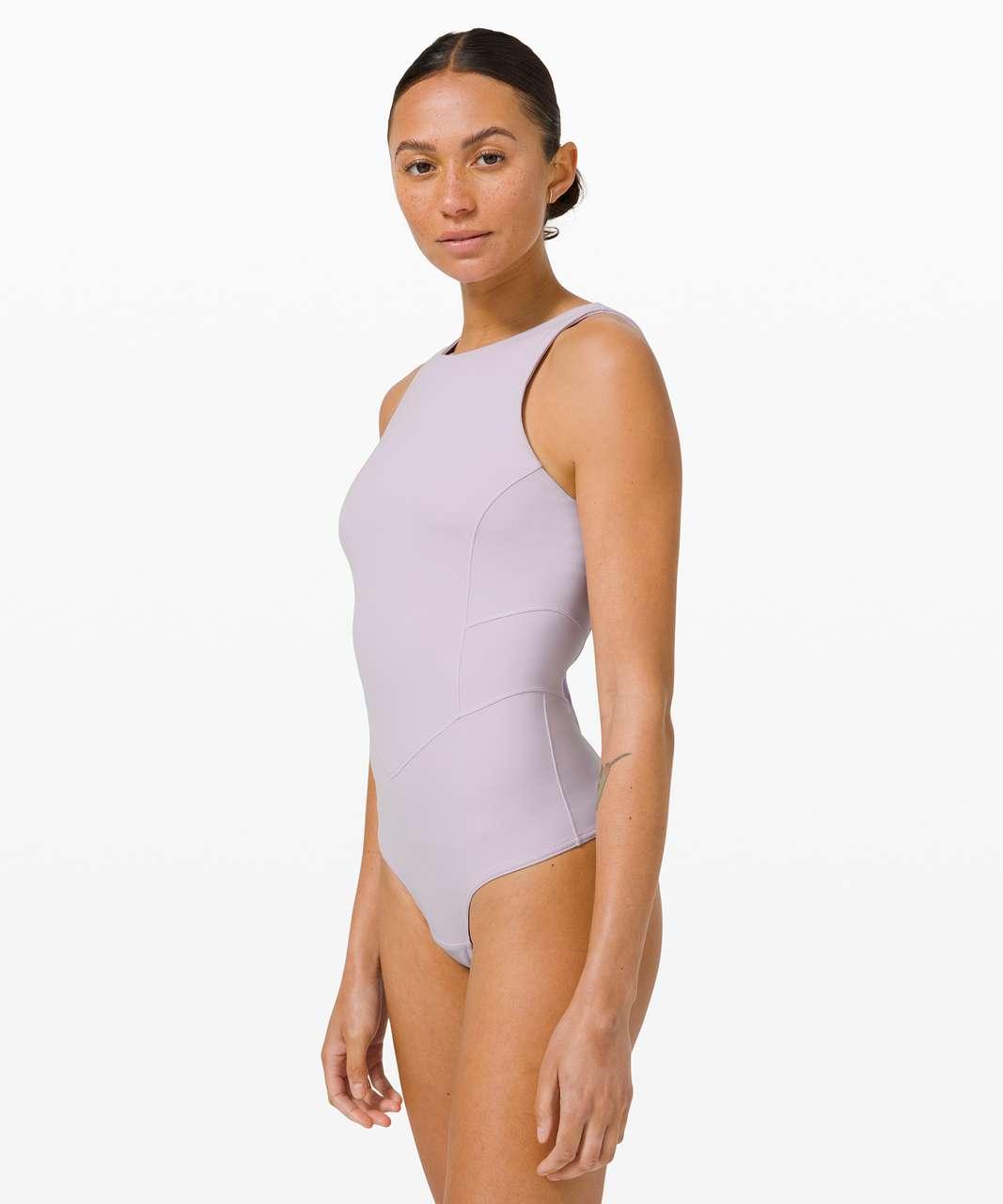 Lululemon Align Sleeveless Bodysuit - Lavender Dew