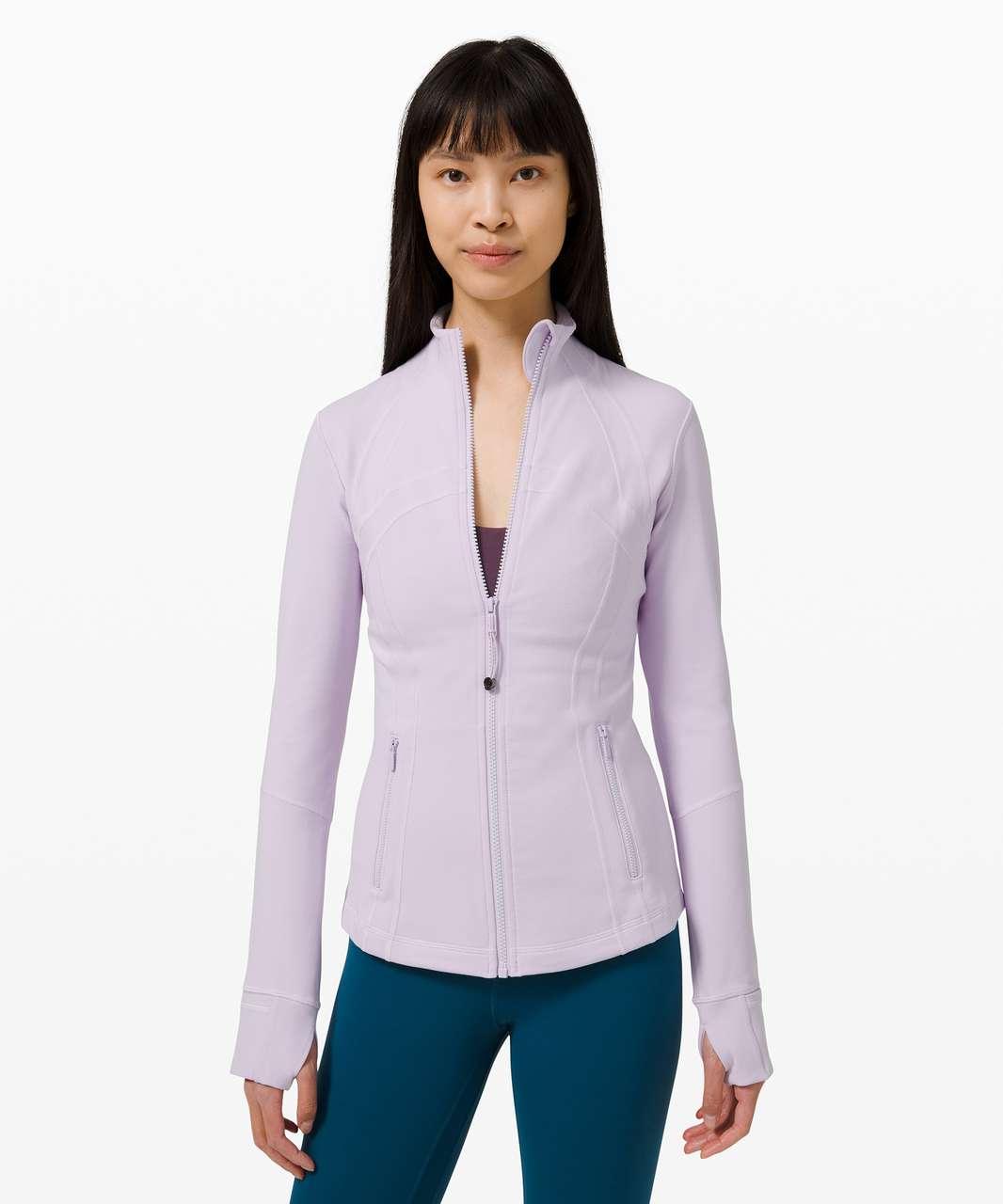 Lululemon Define Jacket - Lavender Dew