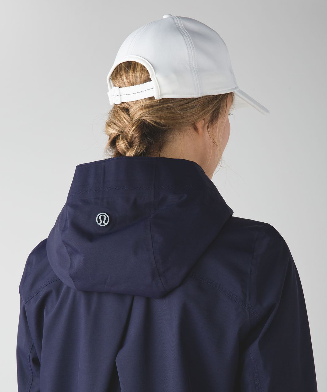 Lululemon Savasana Waterproof Jacket II - Deep Indigo