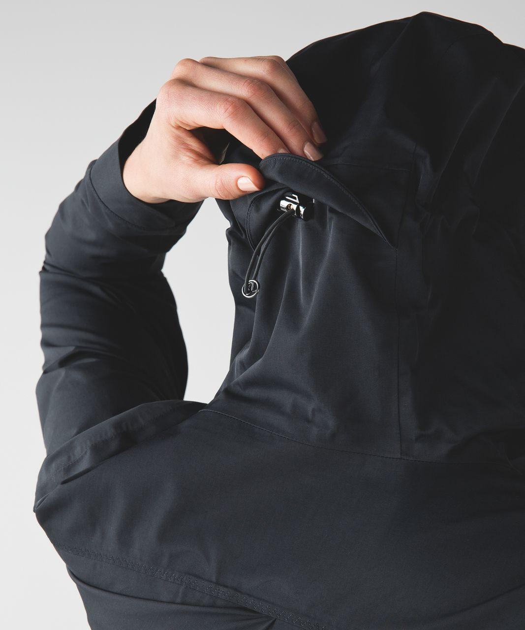 Lululemon Savasana Waterproof Jacket II - Black
