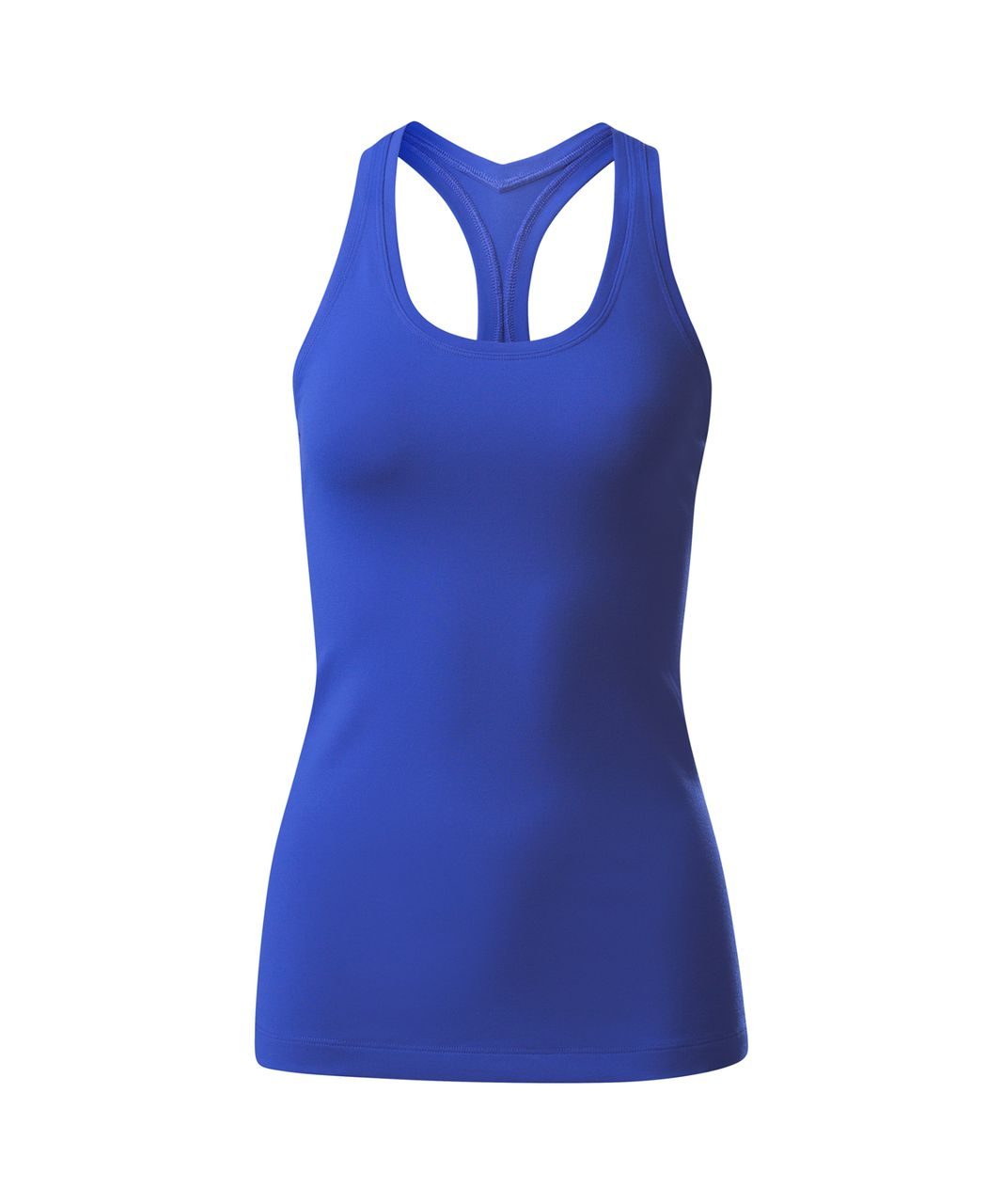 Lululemon Cool Racerback II - Sapphire Blue