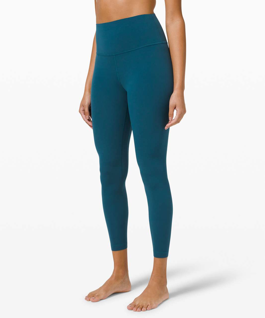 "Lululemon Align Pant 25"" - Blue Borealis"