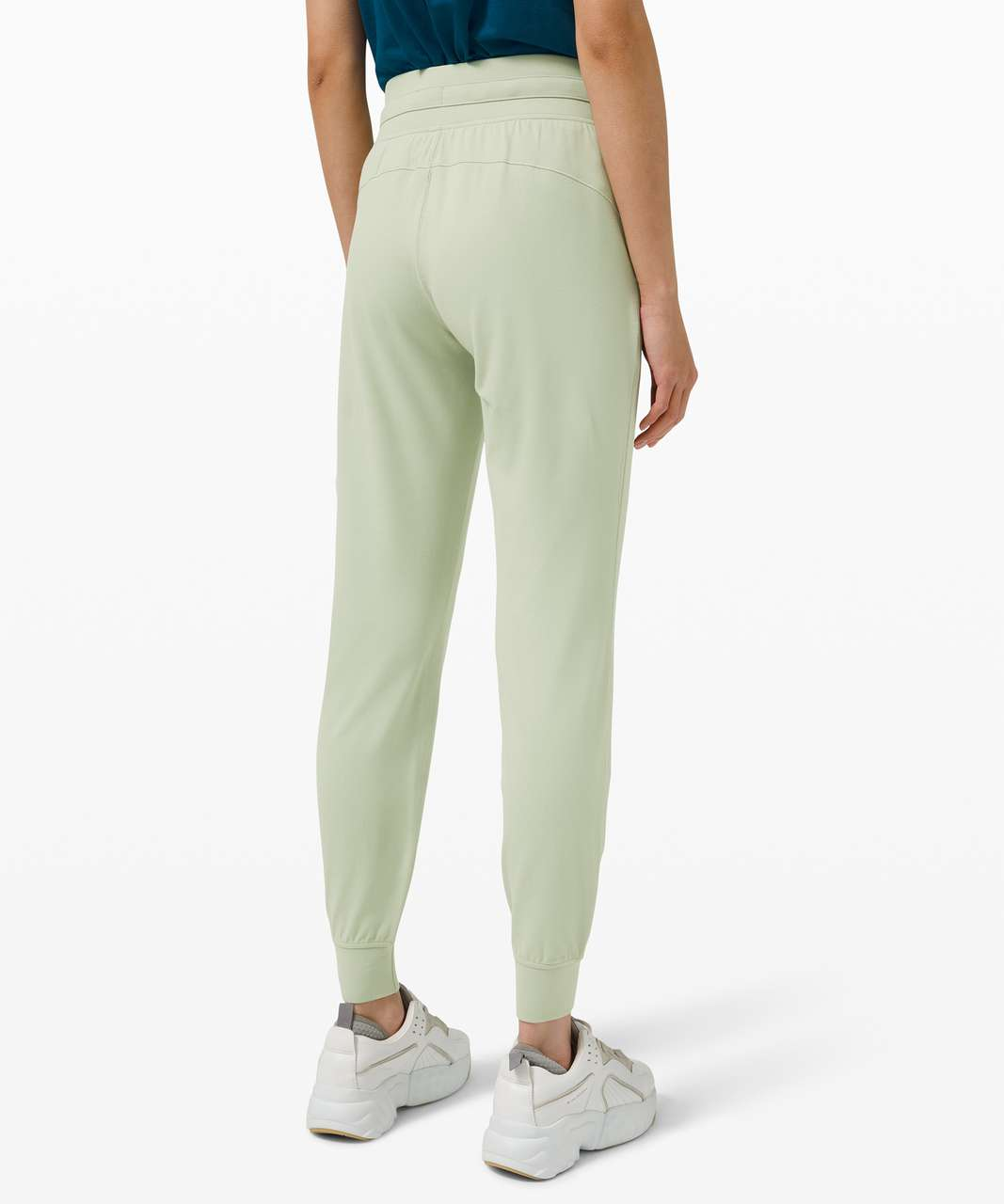 "Lululemon Ready to Rulu Jogger 29"" - Green Fern"