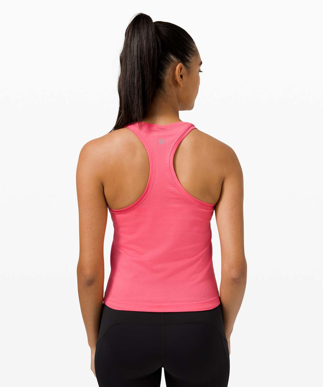 Lululemon Swiftly Tech Racerback 2.0 *Race Length - Guava Pink / Guava Pink