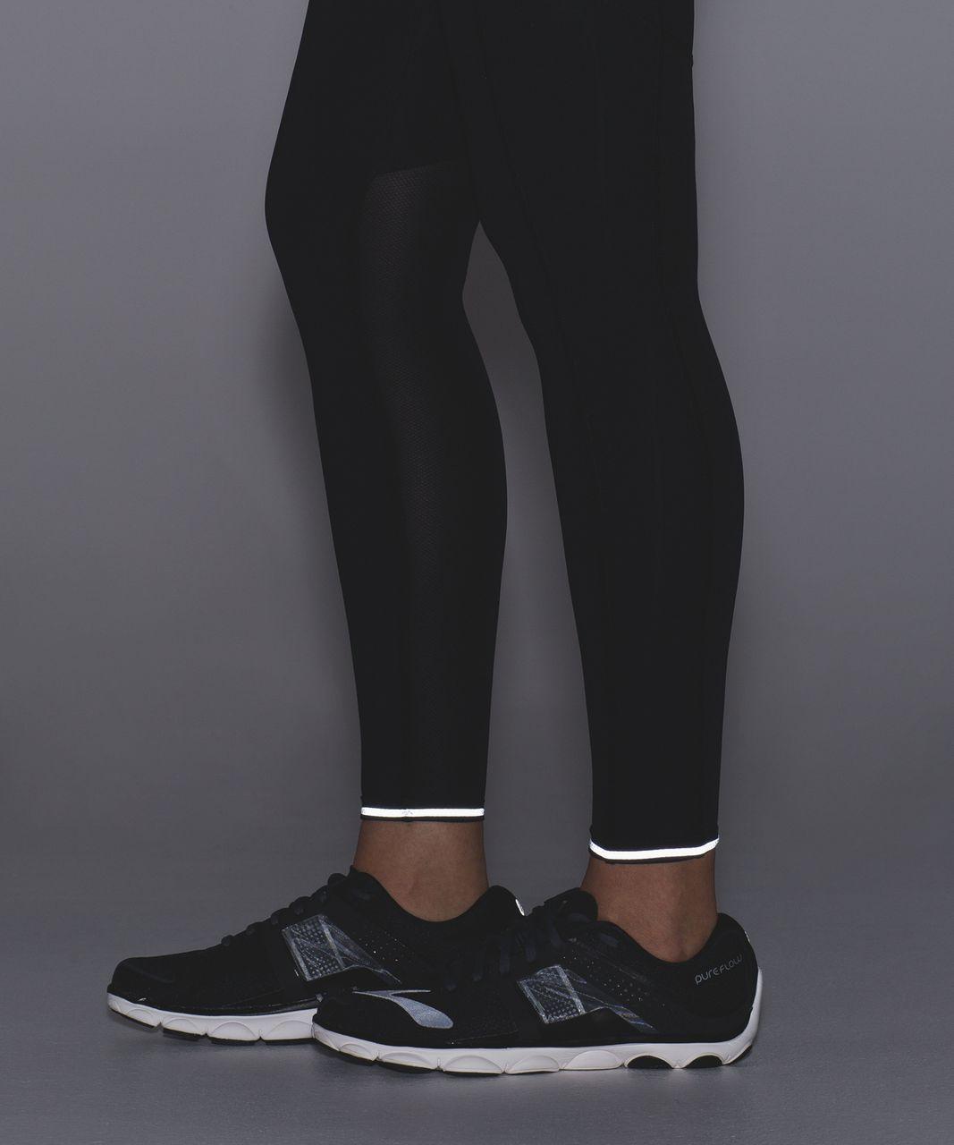Lululemon Speed Tight V - Black