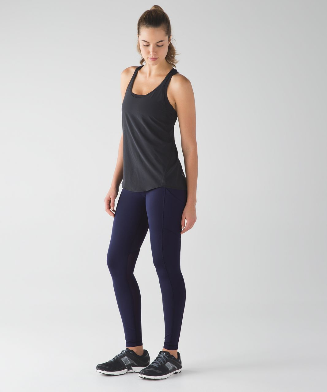 Lululemon Speed Tight V - Deep Indigo