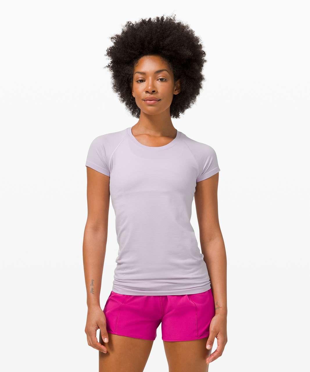 Lululemon Swiftly Tech Short Sleeve 2.0 - Lavender Dew / Lavender Dew
