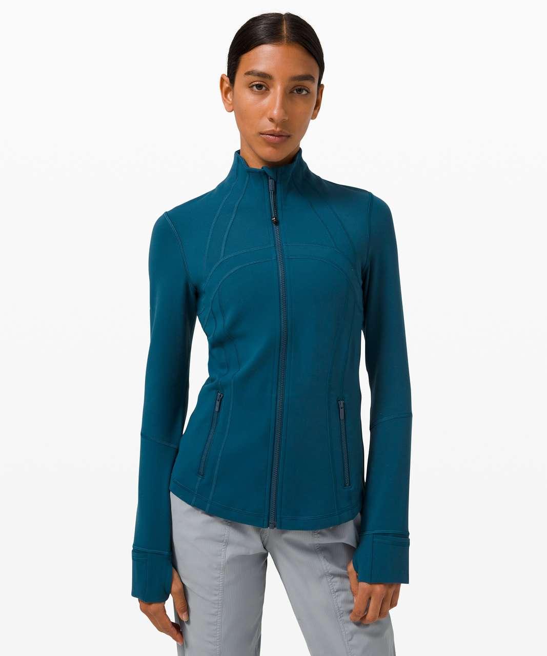 Lululemon Define Jacket - Blue Borealis