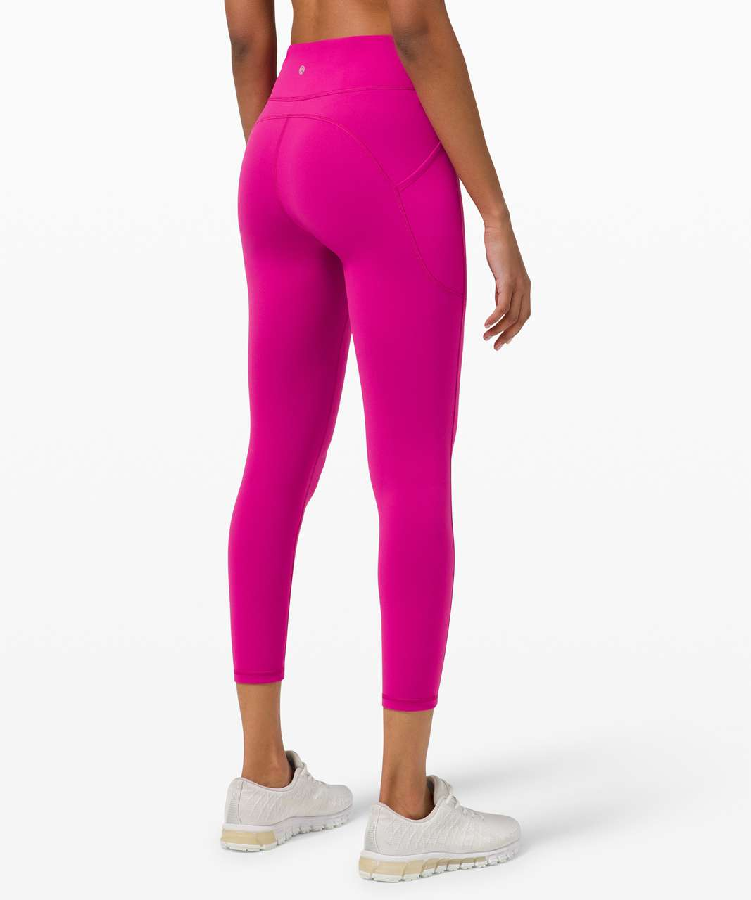"Lululemon Invigorate High-Rise Tight 25"" - Ripened Raspberry"
