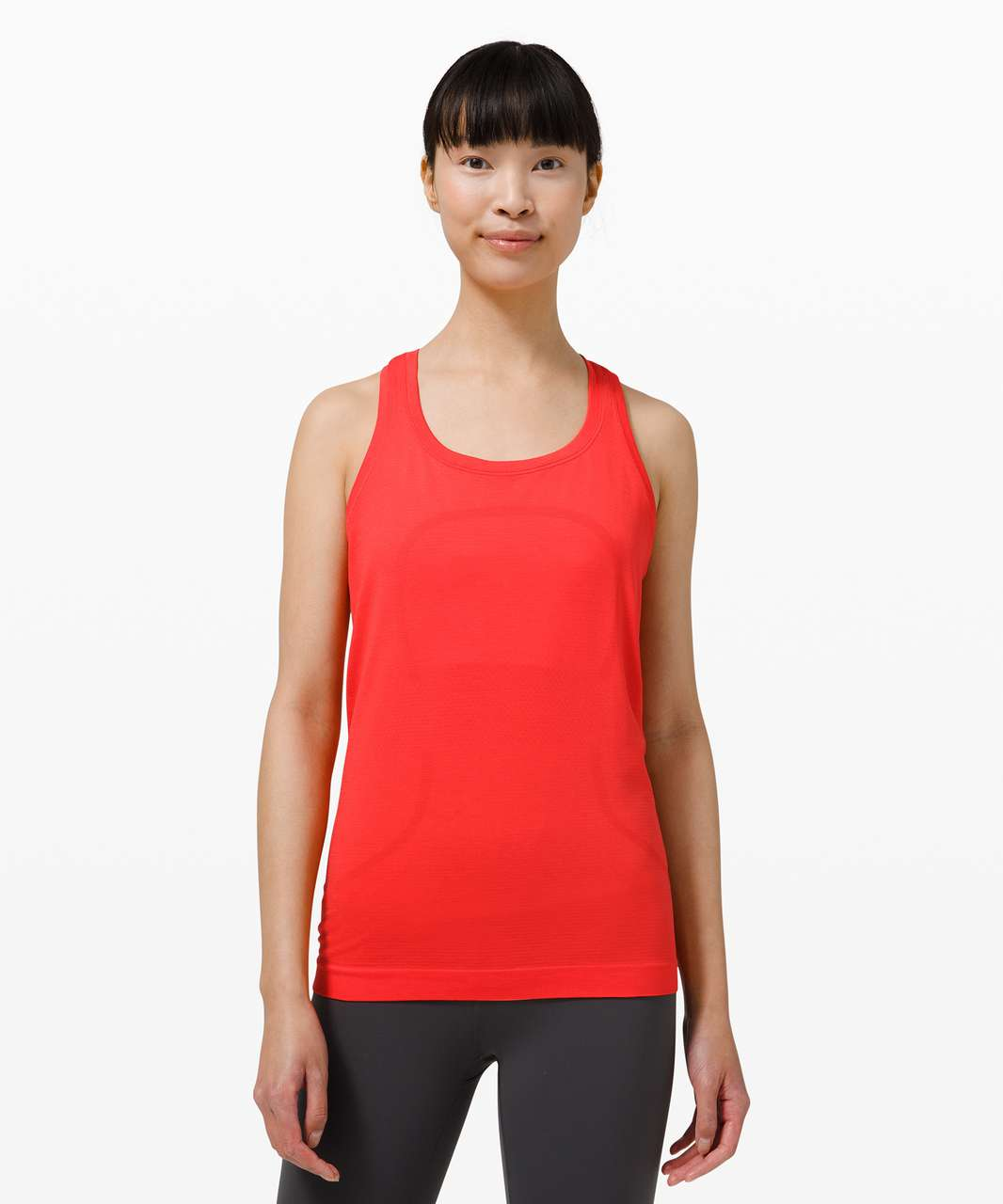 Lululemon Swiftly Tech Racerback 2.0 - Pink Punch / Pink Punch