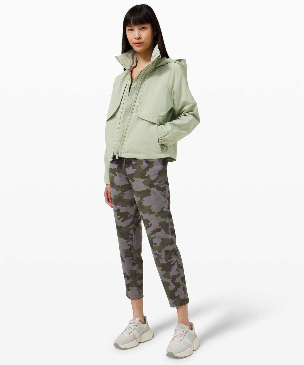 Lululemon Always Effortless Jacket - Green Fern