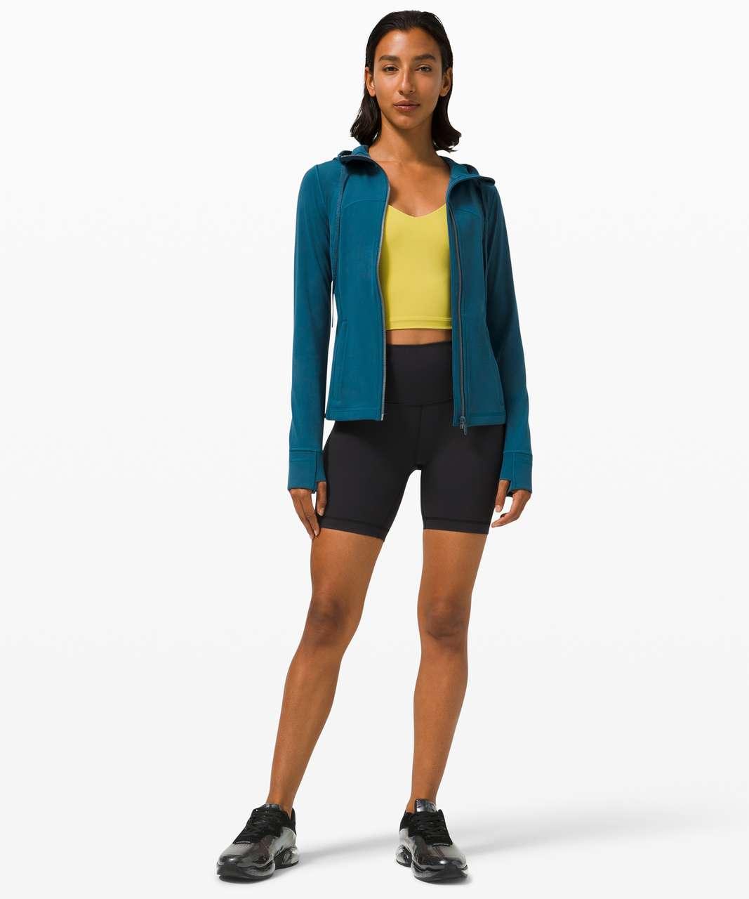 Lululemon Hooded Define Jacket *Nulu - Blue Borealis