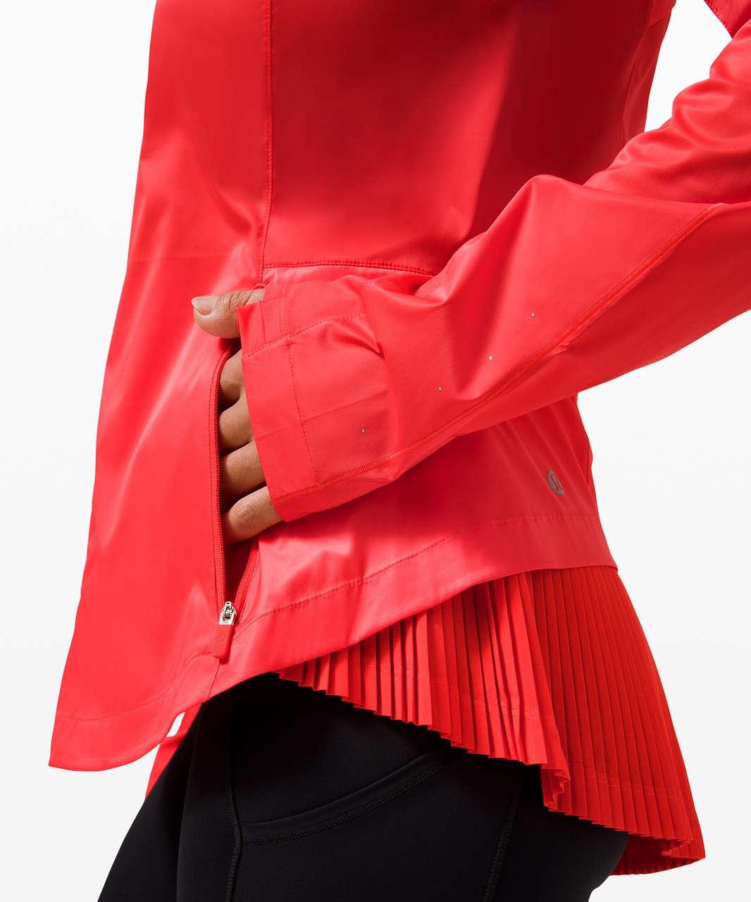 Lululemon Goal Smasher Jacket - Pink Punch
