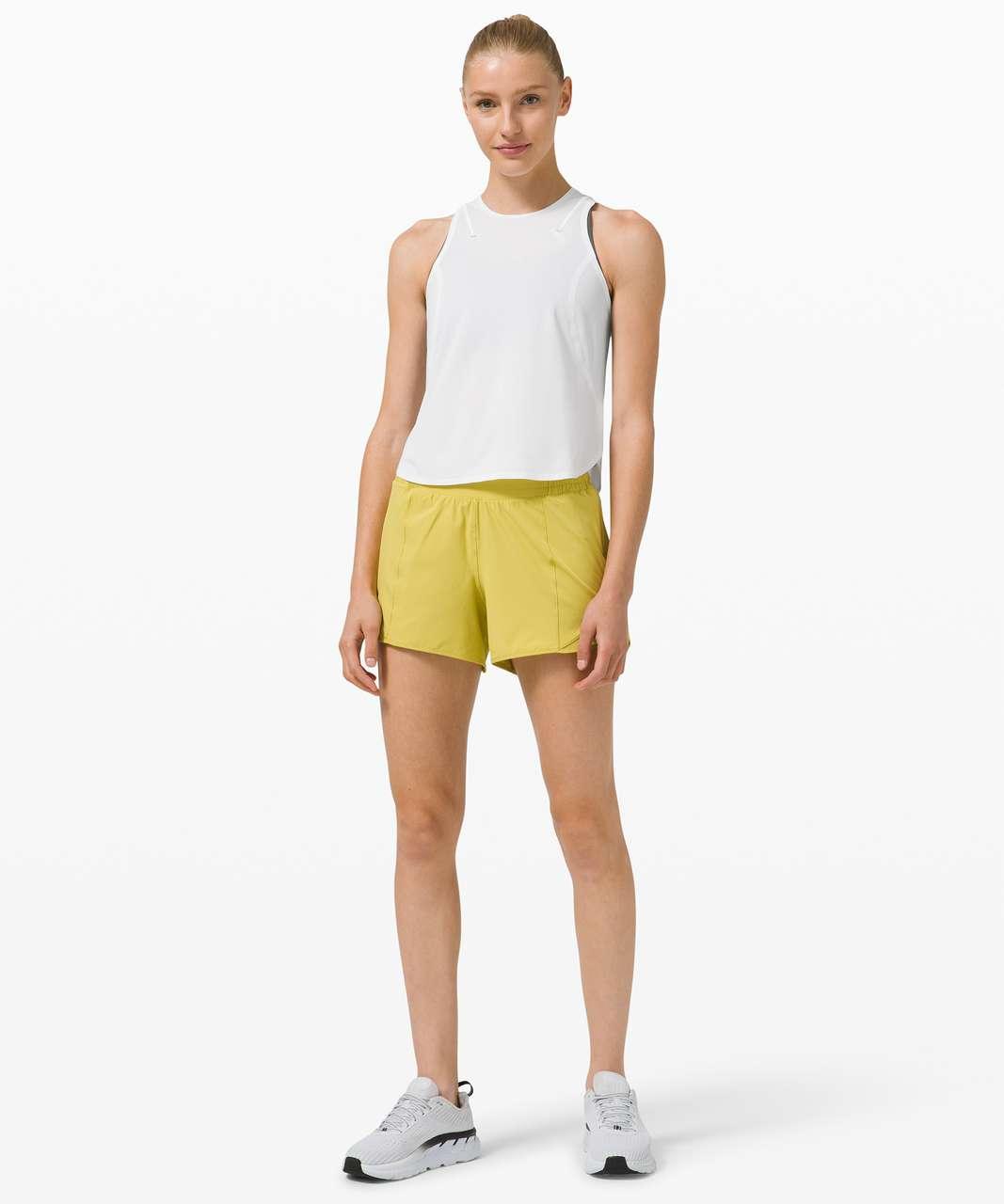 Lululemon Lightweight Run Kit Tank Top - White