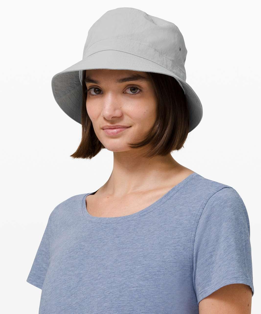 Lululemon On My Level Bucket Hat - Silver Drop