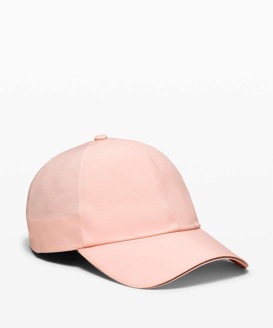 Lululemon Fast and Free Womens Run Hat - Pink Mist