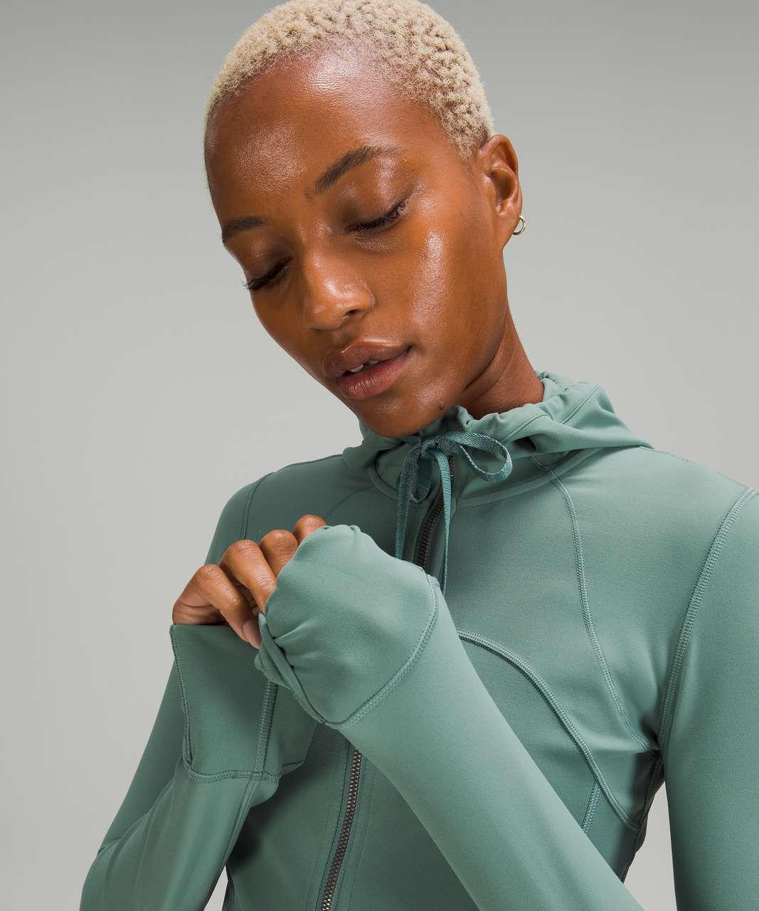 Lululemon Hooded Define Jacket *Nulu - Tidewater Teal