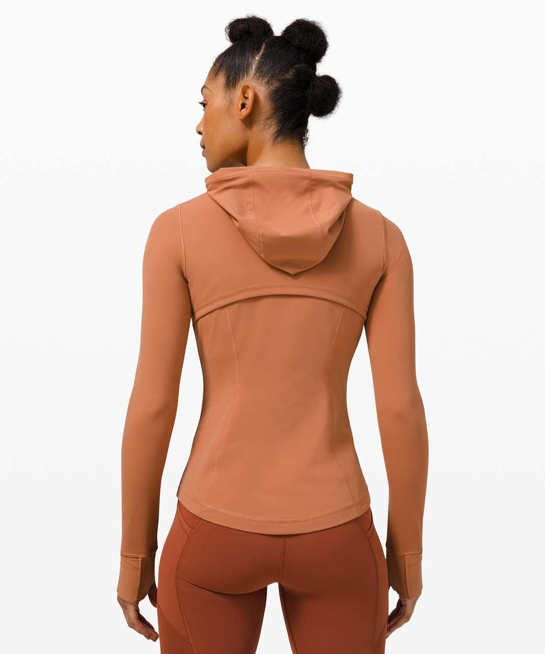 Lululemon Hooded Define Jacket *Nulu - Desert Sun