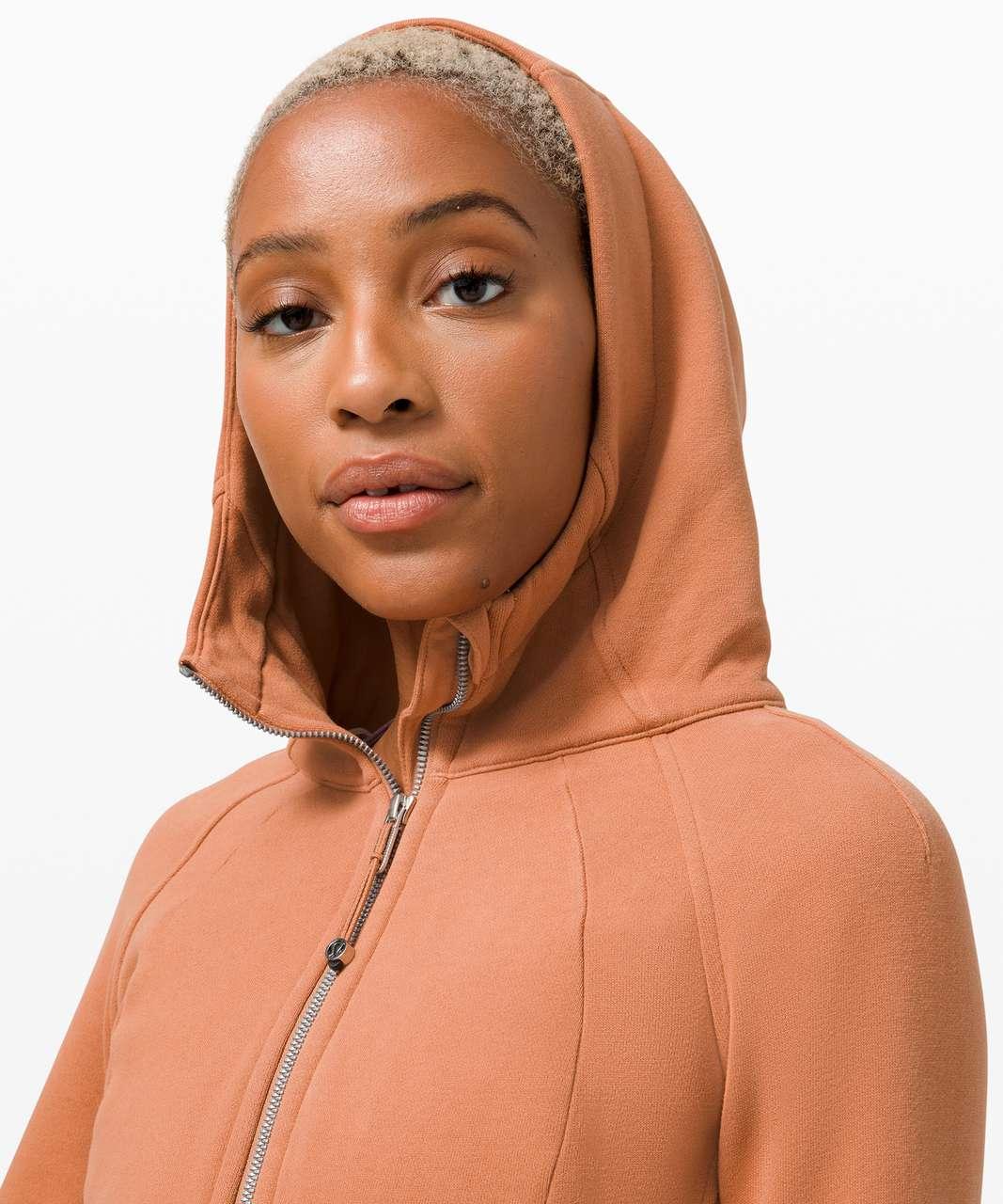 Lululemon Scuba Hoodie *Light Cotton Fleece - Desert Sun