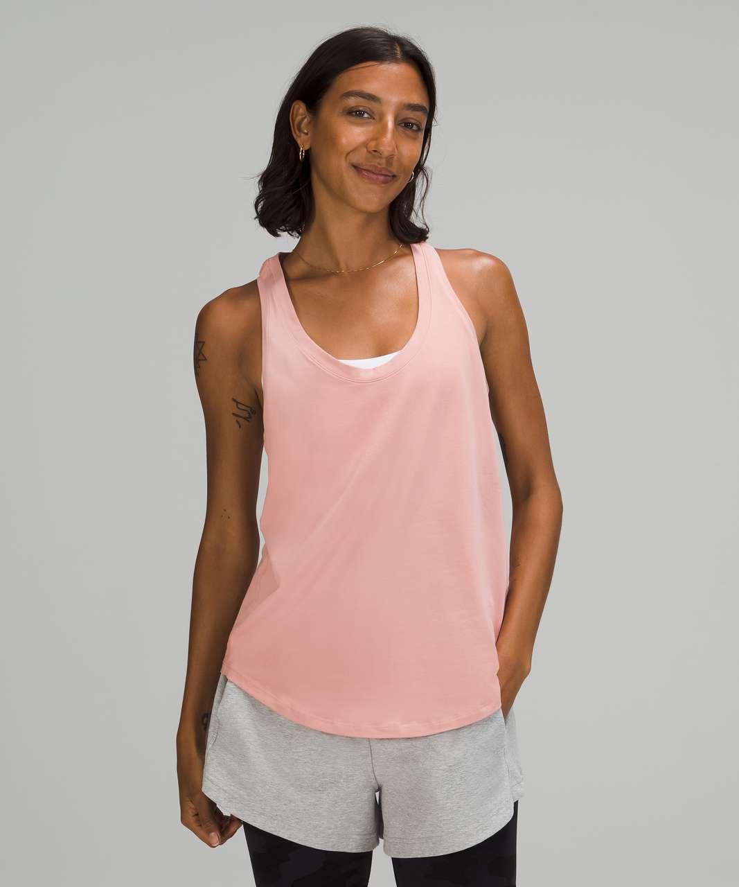 Lululemon Love Tank - Pink Puff