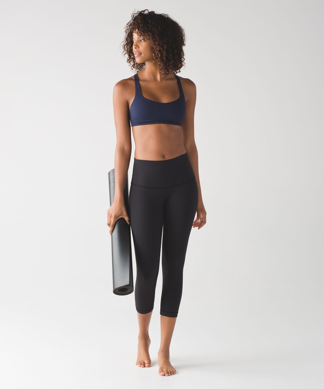 Lululemon Free To Be Bra (Wild) - Inkwell