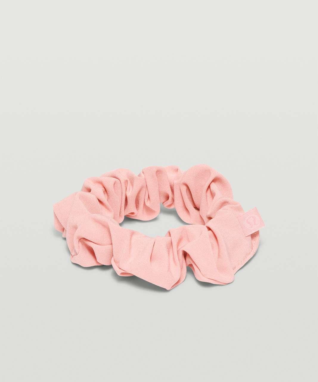 Lululemon Uplifting Scrunchie - Pink Puff