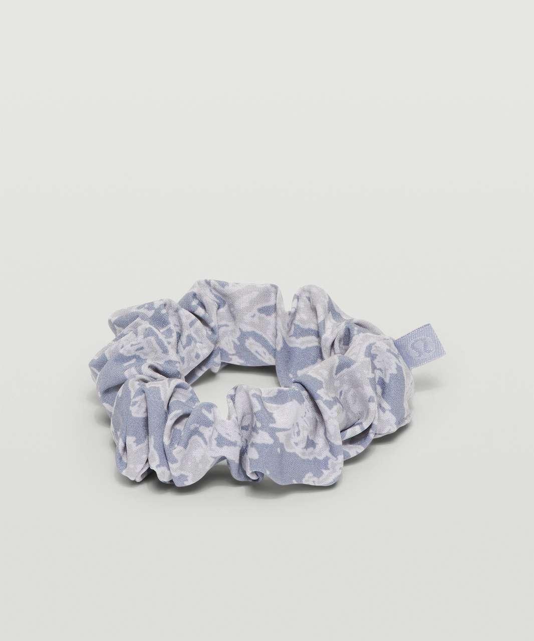 Lululemon Uplifting Scrunchie - Motion Blur Mini Multi