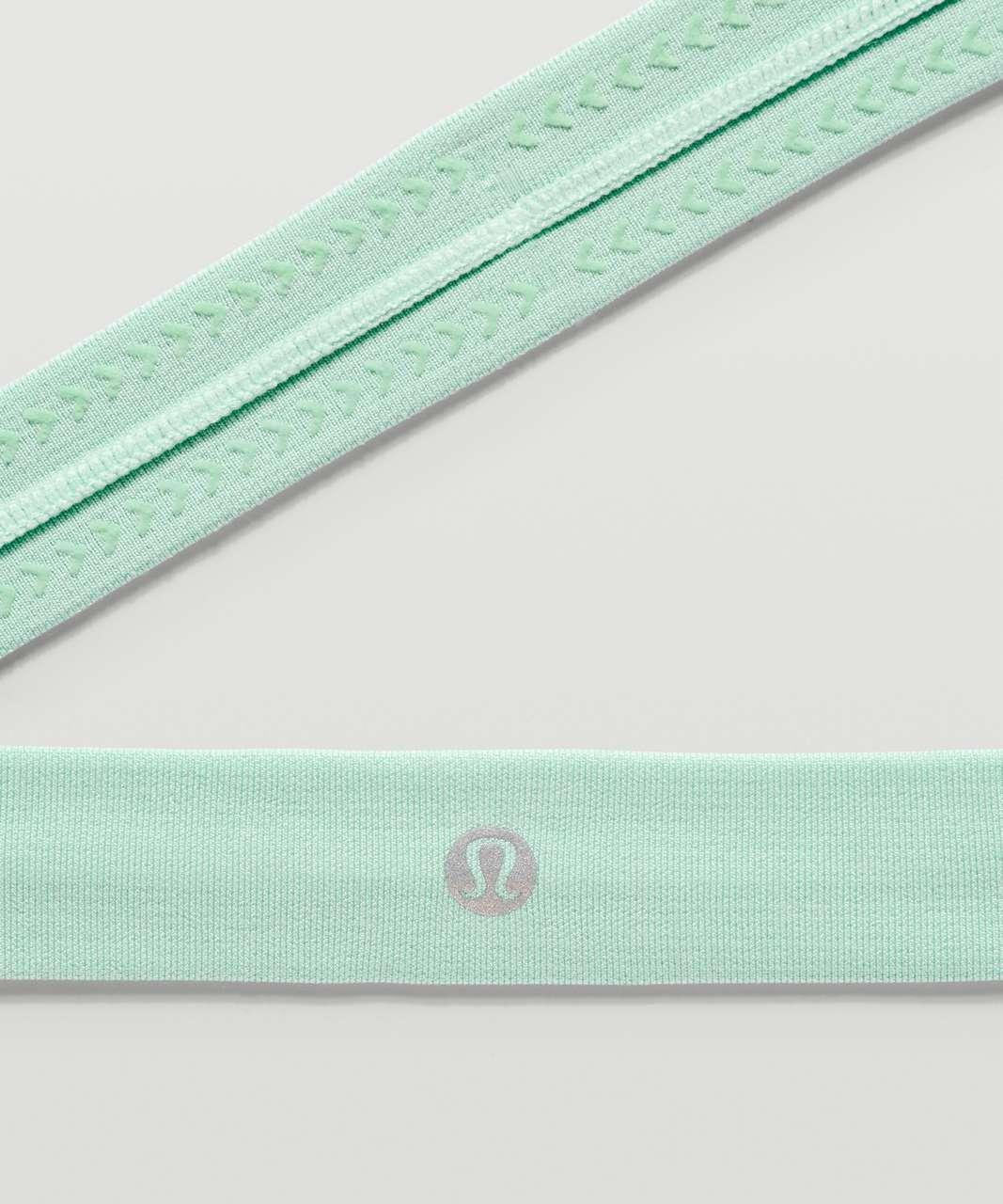Lululemon Cardio Cross Trainer Headband - Wild Mint