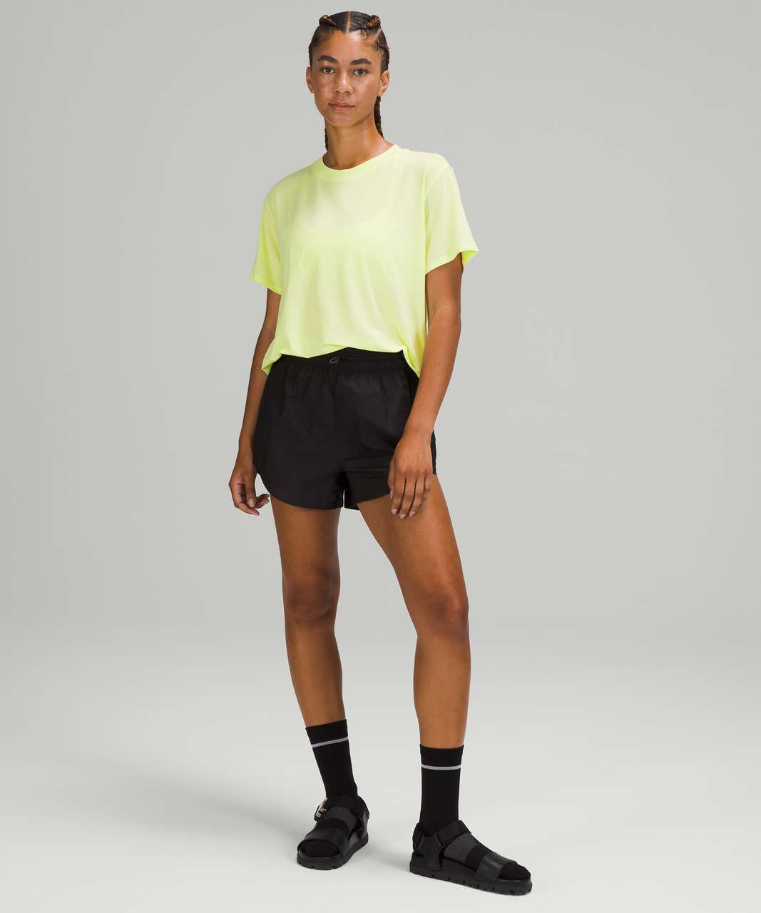 Lululemon All Yours Tee - Crispin Green