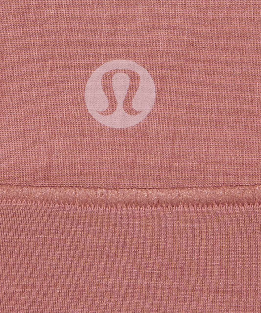 Lululemon UnderEase Mid Rise Thong Underwear 3 Pack - Ocean Air / Spiced Chai / Gold Spice