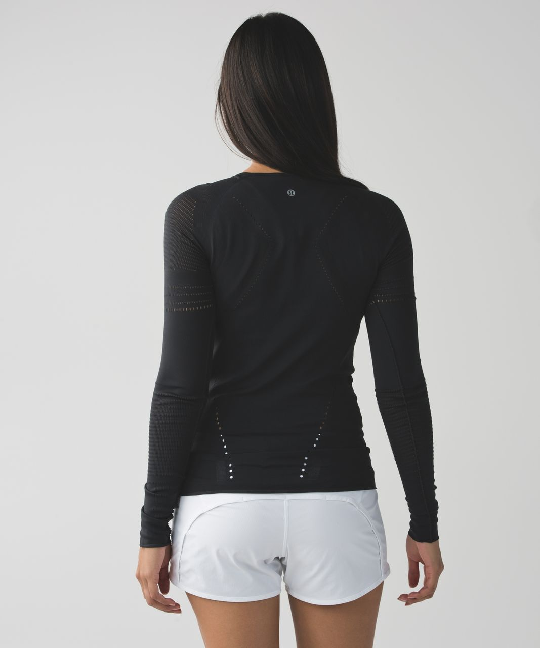 Lululemon Light Speed Long Sleeve - Black