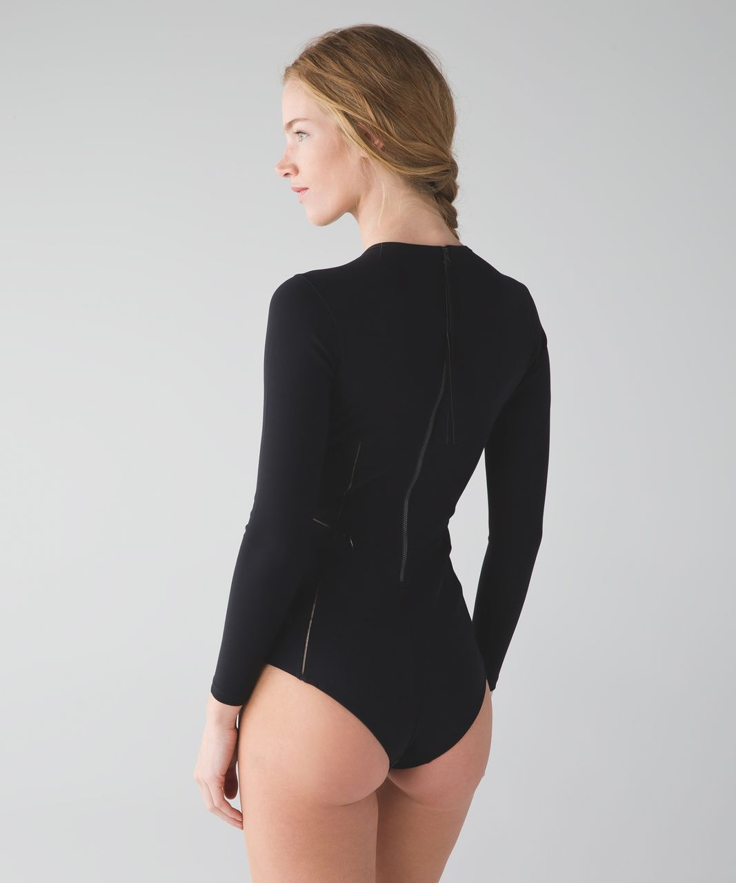 Lululemon &go Til Dawn Bodysuit - Black