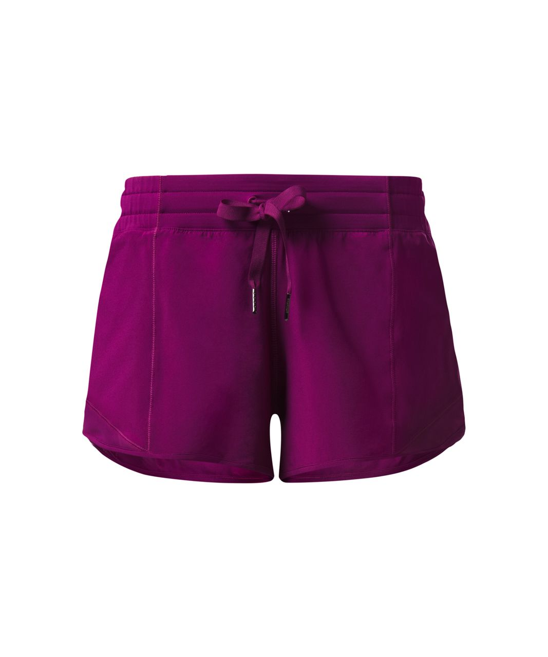 Lululemon Hotty Hot Short (Long) - Deep Fuschia