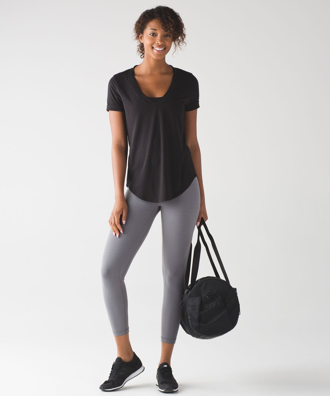 Lululemon Love Tee III - Black