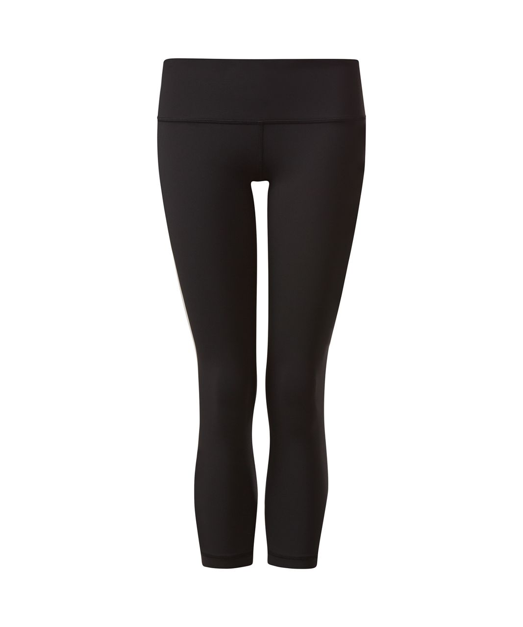 Lululemon Wunder Under Crop III - Black