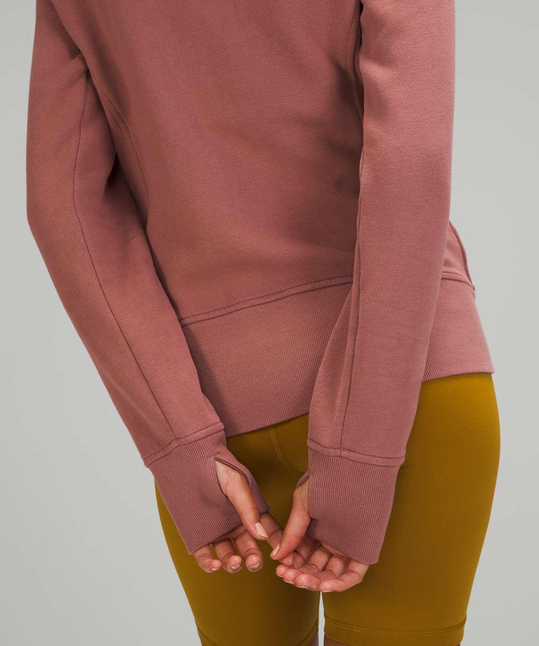 Lululemon Scuba Hoodie *Light Cotton Fleece - Spiced Chai