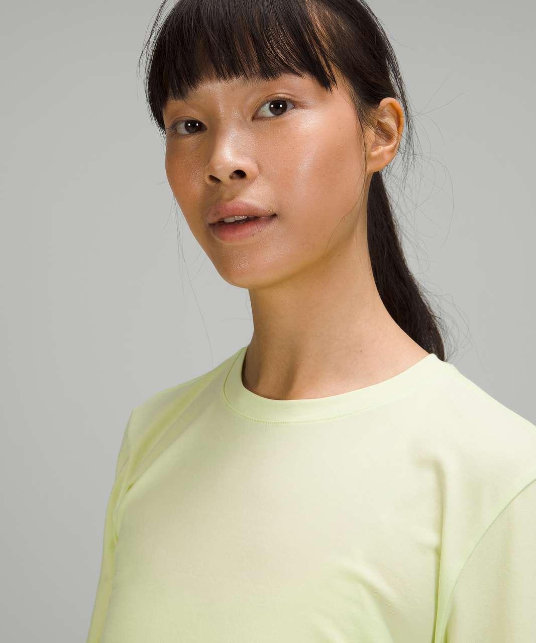 Lululemon Love Long Sleeve - Crispin Green