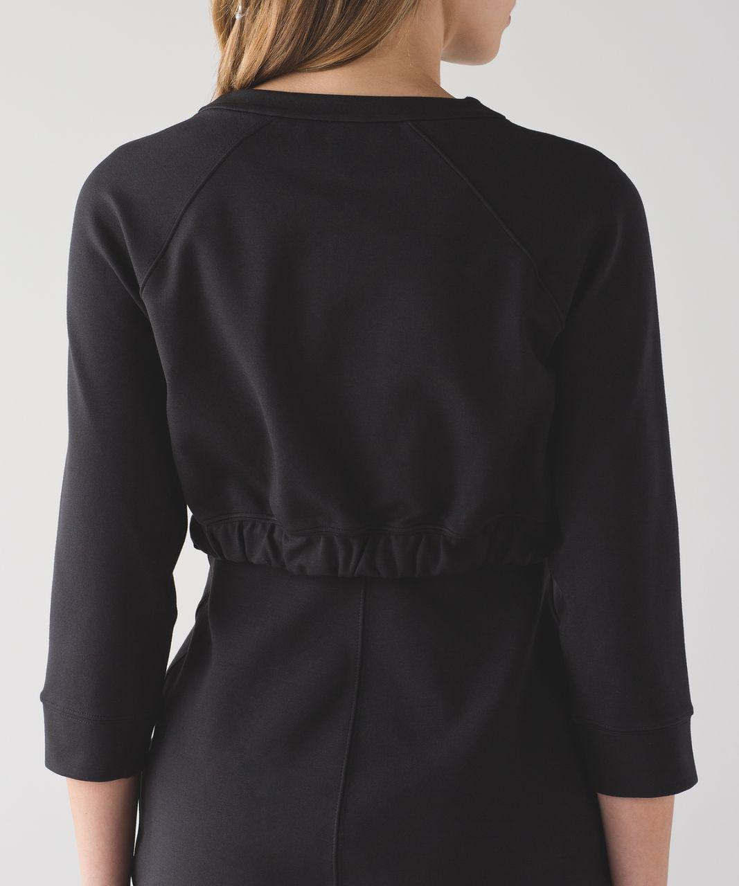 Lululemon Rite Time Dress - Black