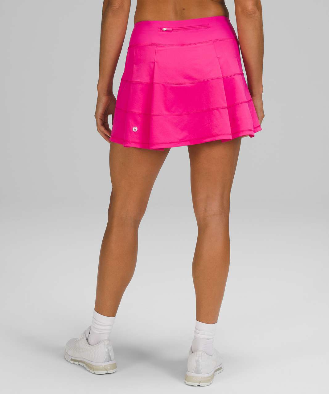 Lululemon Pace Rival Mid Rise Skirt *Tall - Sonic Pink