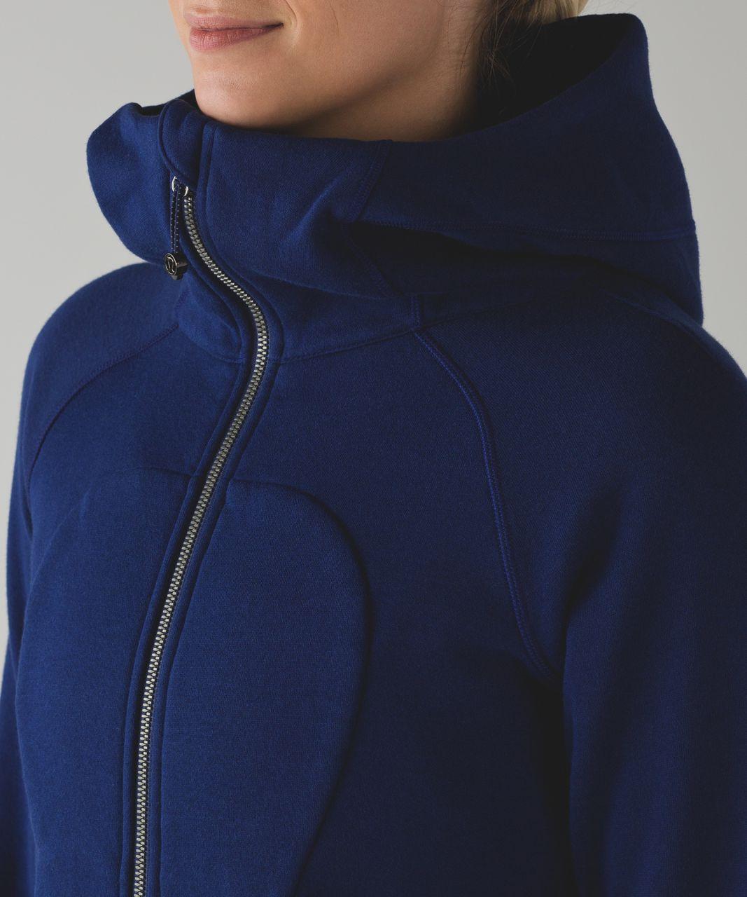 Lululemon Scuba Hoodie III - Hero Blue
