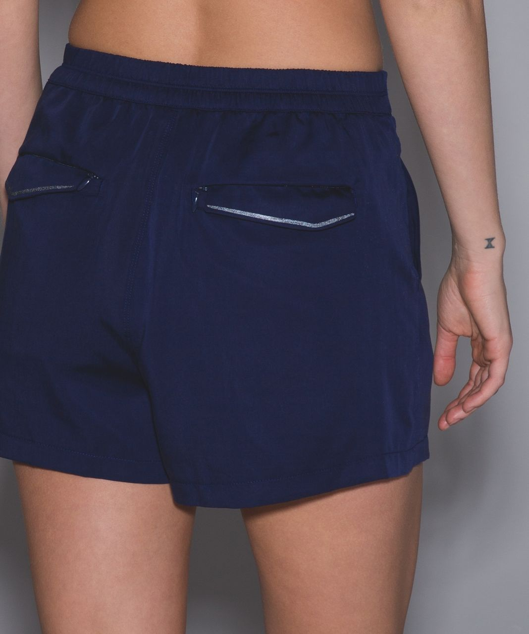 Lululemon &go Keepsake Short - Hero Blue
