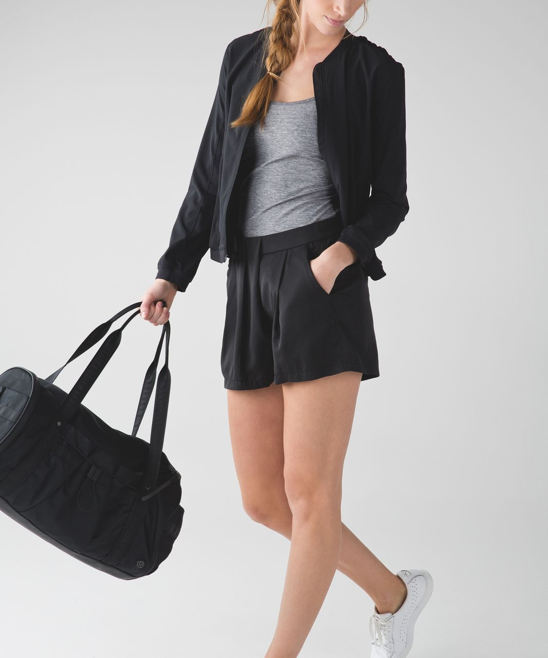 Lululemon &go Keepsake Short - Black
