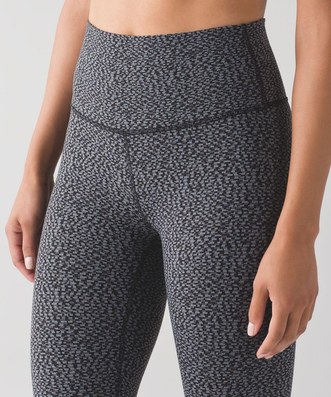 Lululemon High Times Pant - Digi Pixie Black Pitch Grey