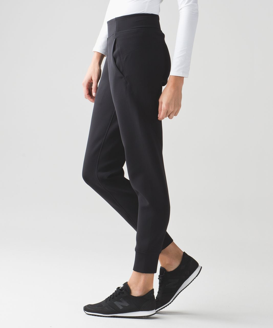 Lululemon embrace the space pant first release black for Space pants fabric