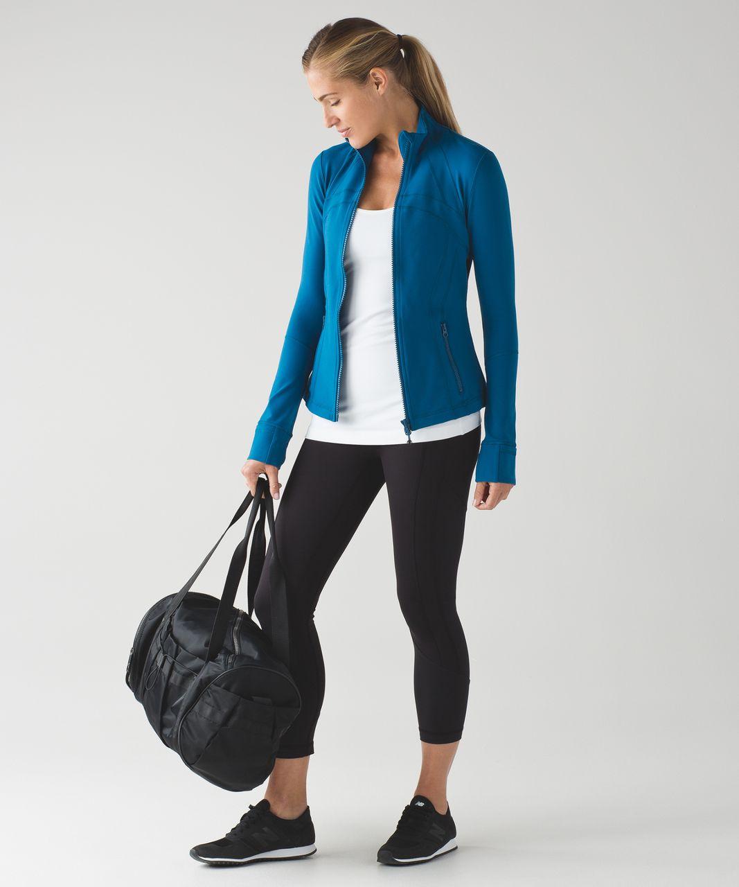 Lululemon Define Jacket - Jet Set Blue