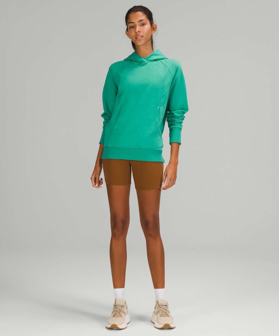 Lululemon Scuba Pullover Hoodie - Maldives Green