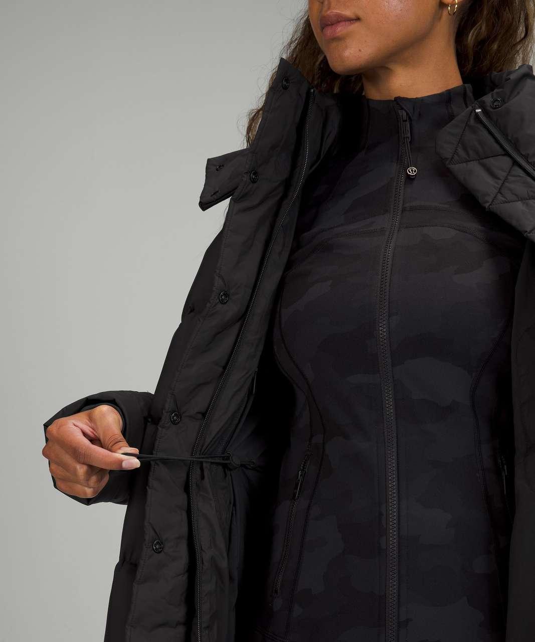 Lululemon Wunder Puff Jacket *Long - Black