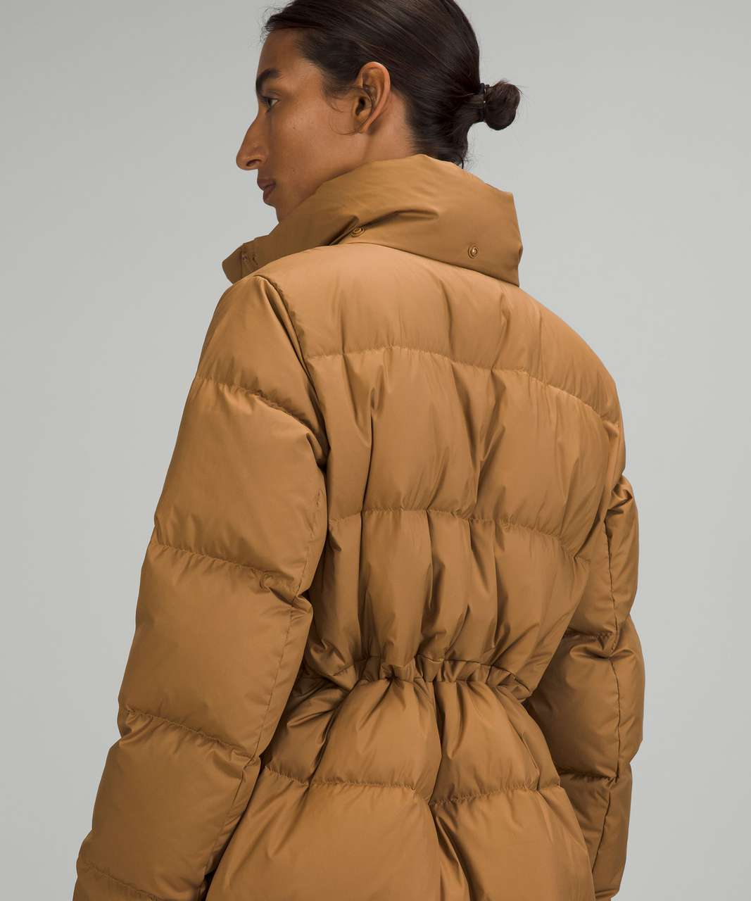 Lululemon Wunder Puff Jacket *Long - Bold Beige