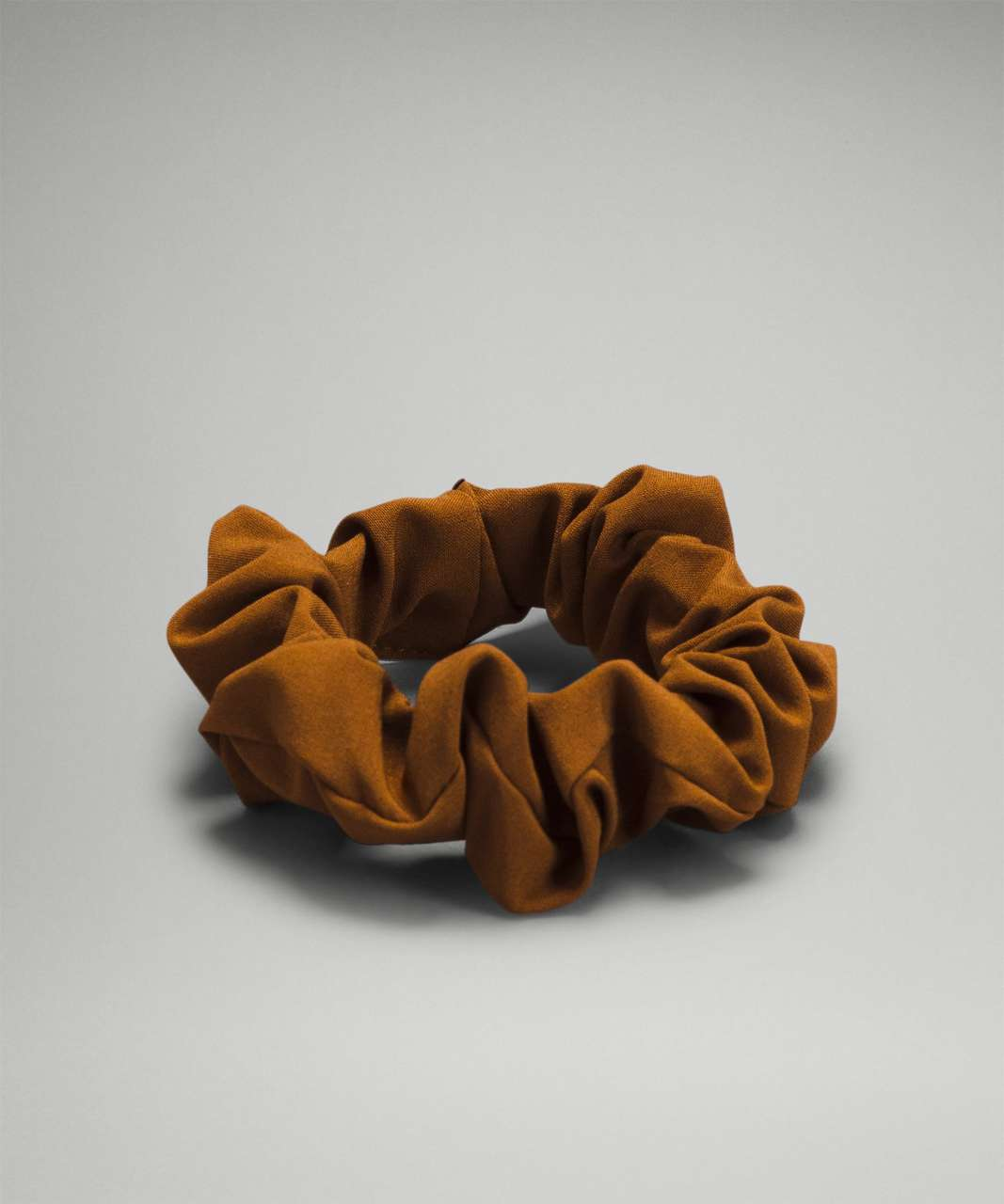 Lululemon Uplifting Scrunchie - Copper Brown